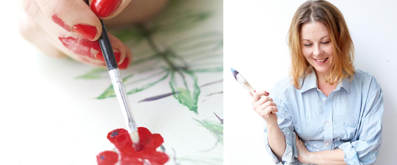 Krista Launonen, Luovuusasiantuntija, luennoitsija, tietokirjailija, kuvataiteilija, taideterapeutti